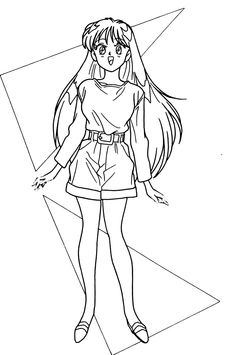Sailor Moon Coloring Pages, Coloring Pages For Girls, Magical Girl, Beautiful Creatures, Anime, Colouring In, Drawings, Cartoon Movies, Anime Music