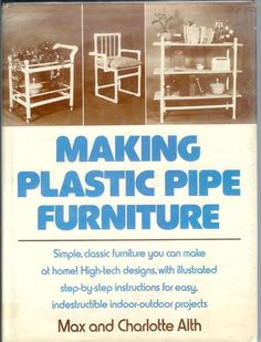 PVC pipe furniture: