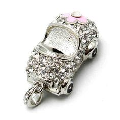 High Quality Crystal Jewelry Mini USB 128GB Flash Pen Drive 64GB Memory Stick 1TB 2TB Pendrive/Thumb Drive/Car Drives Driver 2.0