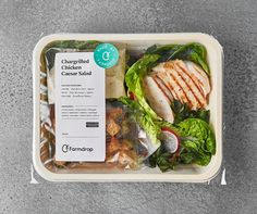 UK's Made By Farmdrop rolls out compostable packaging meal kit delivery service Salad Packaging, Food Packaging, Small Bakery, Salad Kits, Salad Rolls, Sports Food, Health Shop, Food Waste, Convenience Food