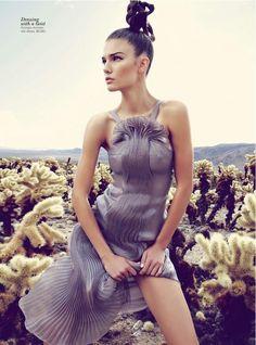 Vogue Australia - A Place In The Sun