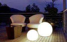Luxury Outdoor Lighting Globes With