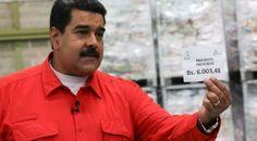 "Venezuela Hikes Minimum Wage By 50% ""Due To #Economic War And Mafia Attacks"" https://blogjob.com/economiccollapseblogs/2017/01/09/venezuela-hikes-minimum-wage-by-50-due-to-economic-war-and-mafia-attacks/"