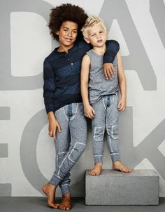 BECKHAM+H&M FOR KIDS ~ ... And This is Reality