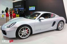 #Porsche está presente con sus mejores carros en #elsalóndelautomóvil