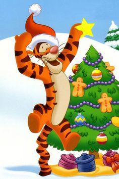 37 Trendy Desktop Wallpaper Quotes Disney Winnie The Pooh Tigger Disney, Tigger Winnie The Pooh, Winnie The Pooh Christmas, Winnie The Pooh Friends, Pooh Bear, Mickey And Friends, Disney Christmas, Disney Fun, Eeyore