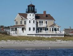 House in Yarmouth, United States. One of the finest beaches on Cape Cod - Magnificent Views of Nantucket Sound! Quintessential Cape Cod Home - first floor and lighthouse were completely restored to their origin charm and the second floor is brand new.  Central Air Conditioning.  O...