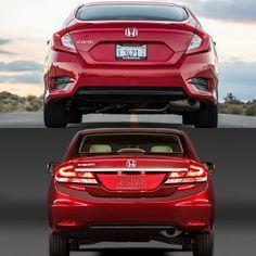 2016 Honda #Civic