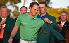 April 11 2016 - Danny Willett claims a shock Masters win with a superb five-under-par 67 as 2015 champion Jordan Spieth crumbles to become the first British victor in 20 years.