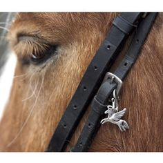 Angel Horse Bridle Tag - Western Wear, Equestrian Inspired Clothing, Jewelry, Home Décor, Gifts