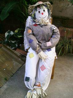 #scarecrow