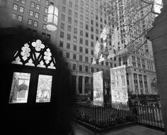 Trinity Church, New York City Photo by Katina Houvouras — National Geographic Your Shot