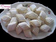 حلوى تركية بسيطة تذووب في الفم بدون بيض في 10 دقائق / مطبخ يمي - YouTube