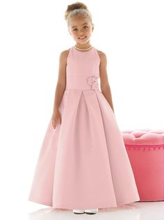 Flower Girl Dress FL4022 http://www.dessy.com/dresses/flowergirl/fl4022/#.VcNxCz_wuUk