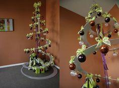 arbre de noel design - Recherche Google