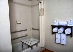 towel rack/shelf/cubbies