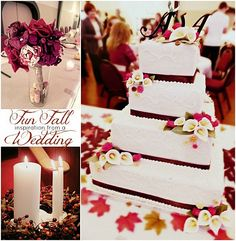 Fall wedding decor inspiration