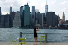New York  Today: Number One - A nice place to visit. And live. And work. So said the world.