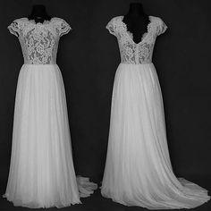 Dyona / Svadobné šaty s elastickým živôtikom a tylovou sukňou