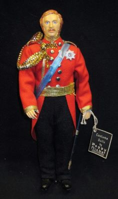 Prince Albert, husband of Queen Victoria...... Peggy Nisbet Doll Portrait L.E. Model