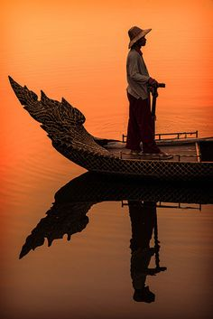 Thai Boat, Bangkok, Thailand – Amazing Pictures - Amazing Travel Pictures with Maps for All Around the World
