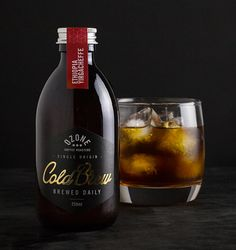 designbinge:    Ozone Coffee Cold Brew   Designed by Macfarlanes Assist | Country: New Zealand