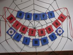 Spiderman 4th Birthday Party *PICS*(piog) - CafeMom