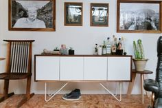 Mid century furnishings