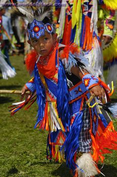 Pow WoW Fancy Dance | ... Boy Fancy Dancer At The Grand River Pow Wow In Canada - World of Stock