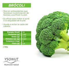 Nos encanta el #brócoli por su sabor, por todo lo que nos aporta y por el colorido que da a nuestros platos #Protéifine. Además, es una de las verduras que puedes disfrutar sin límite en la primera fase de tu #dieta de aporte proteico Protéifine. #ysonutargentina