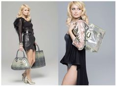 """""""If you buy this bag, you will feel beautiful and famous."""""""