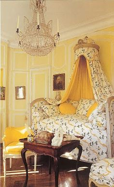dream French bedroom
