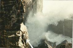 #greatwalker Al rock climbing at Charleston cliffs West Coast
