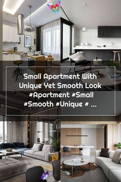 Small Apartment With Unique Yet Smooth Look  #Apartment #Small #Smooth #Unique #Apartment #Ideas #Rustic #Modern #DIY #Styles #Bohemian #Vintage #Minimalist  #Farmhouse #Tips #Cheap #French #Natural #Colorful #Retro #Romantic #Industrial #Crafts #LivingRoom #Bedroom #Kitchen #Elegant #Bathroom #Contemporary #Decoracion #Scandinavian #Inspiration #Accessories #Wall #Luxury #Classy #Entryway #Classic #Ikea #European #Wood #Art #Hallway<br>