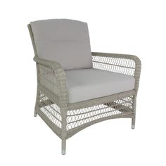 VERANDAH outside office: Hampton Lounge Chair at Town and Country Style