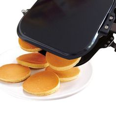 4 Grids Frying Pot Gas-Fired Household Non-stick Omelette Pot Pancake Pan Kitchen Durable Useful Breakfast Maker Steak Fry Pan Pancake Pan, Pancake Maker, Omelette Pan, Griddle Grill, No Egg Pancakes, One Pan Meals, How To Cook Eggs, Cool Kitchens, Carne