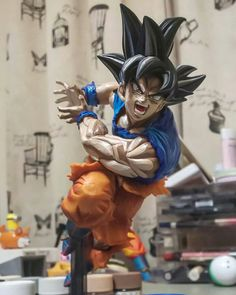 Moda Pop, Avengers Cartoon, Goku Vs, Anime Figurines, Action Poses, Figure Model, Dragon Ball Z, Anime Manga, Sculpting