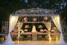 Decoração de cerimônia de Raquel  e Eunice Decorações