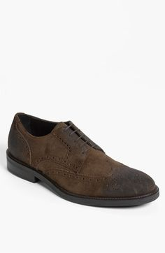 To Boot New York 'Carr' Wingtip available at Nordstrom