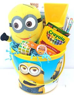 Easter Gift - Despicable Me Minion Gift Pail Despicable Me 2 http://www.amazon.com/dp/B00T75MZSO/ref=cm_sw_r_pi_dp_r2o2ub0WWCMW4