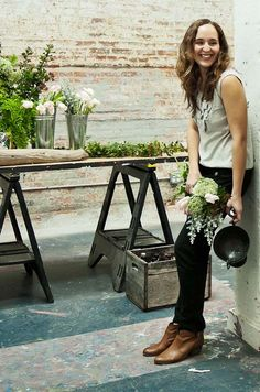 Wedding Florist, Peartree Flowers Brooklyn, Wedding Floral Décor, Bouquets, Centerpieces, Expert Interview || Colin Cowie Weddings