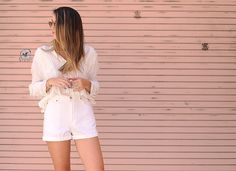 white now - Thrifts and Threads  #fashionblogger #fashionblog #monochrome #losangeles