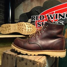 Red Wing 3138 resole