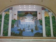 Nature Wall Mural Ideas