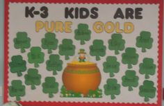 St Patrick's Day Bulletin Board Ideas For Preschool. Thanks For Visiting Leave A Little Quotcomment LovequotId Love For You To