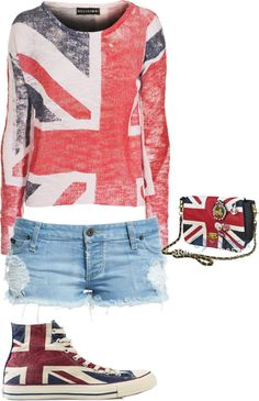 """Welcome to England"" by simoneraina on Polyvore"