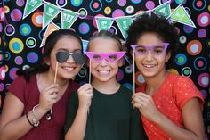 Carnival Printable Photo Booth Props | | Paper & Cake