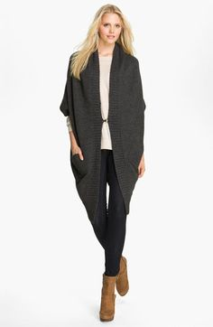 Halogen® Single Button Cardigan available at #Nordstrom
