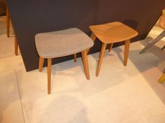 Zeitraum - New Morph Stools from IMM Cologne 2014!
