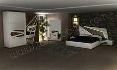 Rüya Modern Yatak Odası Takımı